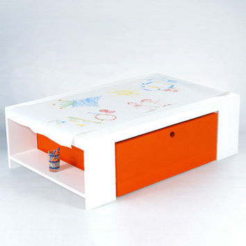 Parker Playtable - Paper Roll