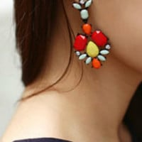 Adorn by LuLu - Summer Catch Earring