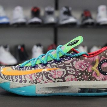 spbest Nike KD 6 What The