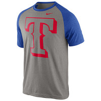 Texas Rangers Big Play Raglan T-Shirt - MLB.com Shop
