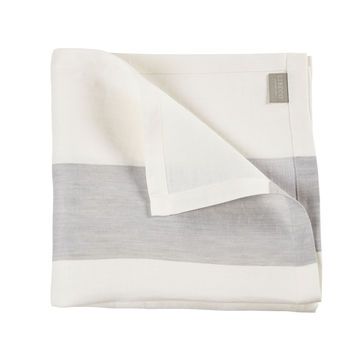 Long Island Napkins and Tablecloths by Libeco