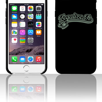 legalize it 5 5s 6 6plus phone cases