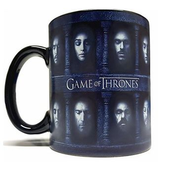 Game of Thrones Many Faced God Heat Sensitive Color Changing Cup Coffee Mug