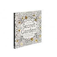 Secret Garden Color Book