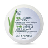 Aloe Soothing Night Cream | The Body Shop ®