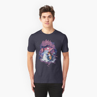 'The Last Unicorn + Dan Avidan' T-Shirt by Onsta