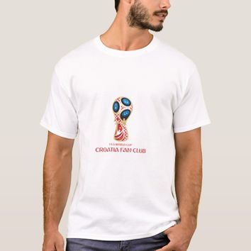 Croatia Fan Club T-Shirt