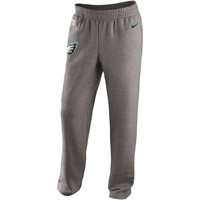 Nike Philadelphia Eagles Classic Team Issue Fleece Pants - Ash