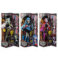 Monster High Freaky Fusion Ghouls Doll Case