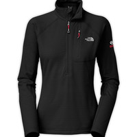 WOMEN'S STORM SHADOW 1/2 ZIP