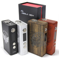 Tesla 120W Temperature Control Box Mod