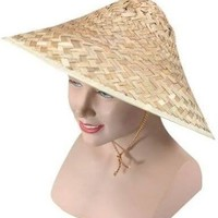 Mens Coolie Hat Straw Hats Male Straw