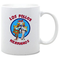 Breaking Bad Los Polos Hermanos Coffee Mug