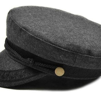 Military Captain's Hats