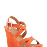 "Women's BP. 'Summers' Wedge Sandal, 4"" heel"