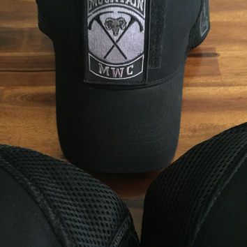 MWC GHOST VELCRO PATCH