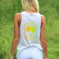 KC Slub Knit Tank | Monday Dress Boutique