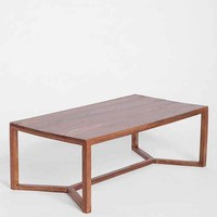 Assembly Home Y-Base Table- Brown One