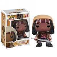 Kirin Hobby : POP! Television: Walking Dead ~ Michonne Vinyl Figure by Funko 830395030852