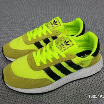 ADIDAS INIKI RUNNER BOOST Men's and women's sports and leisure running shoes F-AHXF