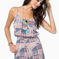 Fun Tribal Romper