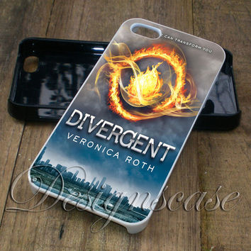Divergent Cover - iPhone 4/4S, iPhone 5/5S/5C/6, Samsung Galaxy S3/S4/S5 Cases