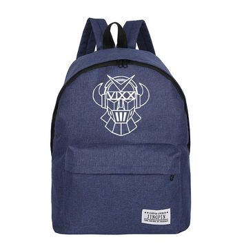 VIXX Backpack Kpop Idol mochila for Teenager Canvas Hip Hop Girl Boy School bag Stylish harajuku bag Funny Hipster Red bags