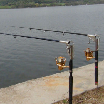 Automatic Fishing Rod Pole with Stainless Steel Hardware