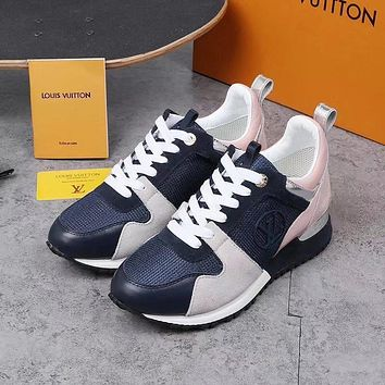 LOUIS VUITTON Women Fashion Trending Sneakers Running Sports Shoes