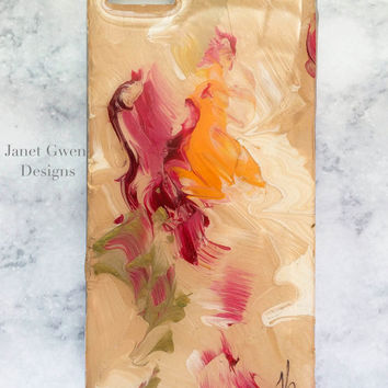 Cyrina Hand Painted Iphone 4/4s/5/5s/5c/6 Phone case
