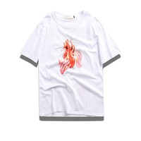 Cheap Women's and men's OFF-WHITE t shirt for sale 85902898_0212