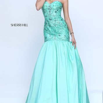 Sherri Hill 50136 Prom Dress