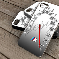 bmw m5 300 km on iPhone 4 / iPhone 4S / iPhone 5 / Samsung S2 / Samsung S3 / Samsung S4 Case Cover THEMOSTCASE