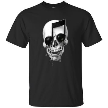 Skull Music Note UB™ - Skull Shirts Sweatshirt Hoodies