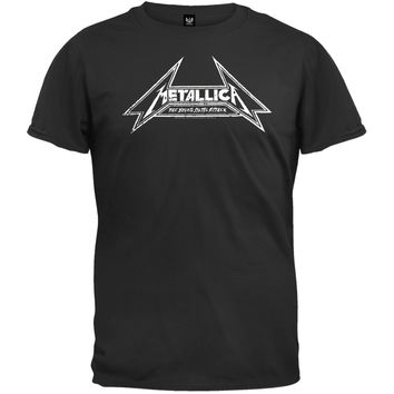 Metallica - Young Metal Attack T-Shirt