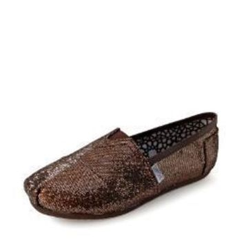 VOND4H TOMS WOMEN FLAT SHOES FASHION LEISURE LOAFERS 35 40