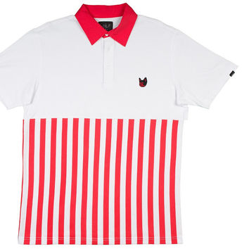 CANDY POLO RED – golfwang