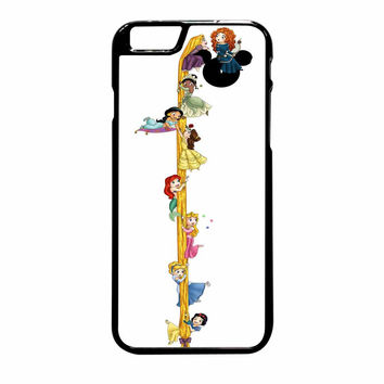 Disney Princesses Design iPhone 6 Plus Case