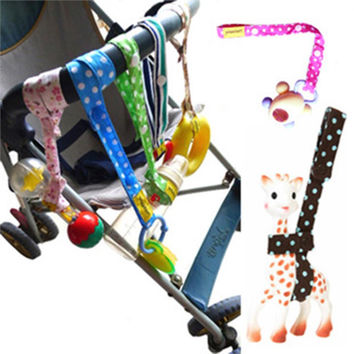 Baby Stroller Baby Toy Anti-lost Strap Baby Stroller Accessories Tape