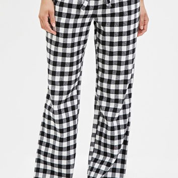 Gingham PJ Pants
