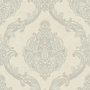 York Wallpaper WP-1149 Chantilly Lace