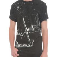 Star Wars Killer Pursuit Glow-In-The-Dark T-Shirt