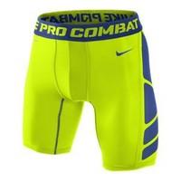 "Nike Store. Nike Pro Combat Hypercool 2.0 Compression 6"" Men's Shorts"
