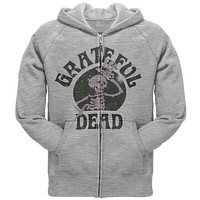 Grateful Dead - Skeleton Zip Hoodie