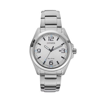 Citizen Eco-Drive Men's Sport Stainless Steel Watch - AW1430-86A (Grey)
