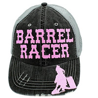 Trucker Style Barrel Racer Hat