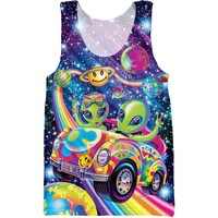 Alien Ride Tank Top