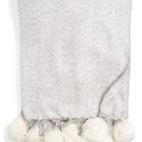 Nordstrom at Home Faux Fur Throw | Nordstrom