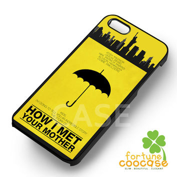 How I met your mother Minimalist Poster - 21zzzz for  iPhone 4/4S/5/5S/5C/6/6+s,Samsung S3/S4/S5/S6 Regular/S6 Edge,Samsung Note 3/4