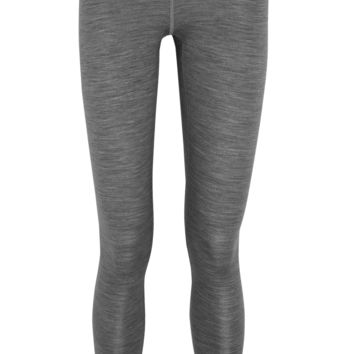 Mover - Merino wool-jersey leggings